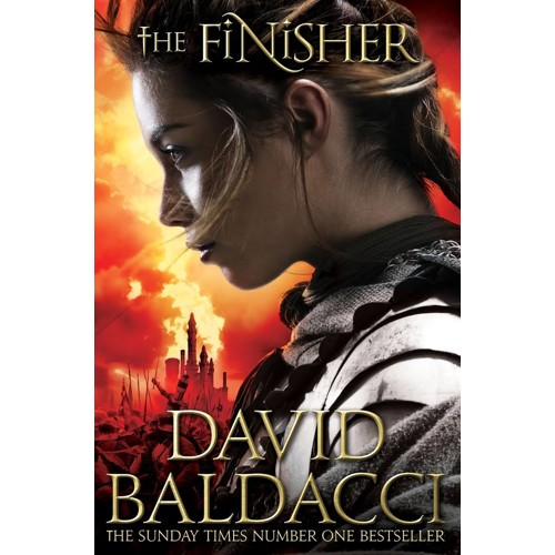 D. Baldacci - The Finisher (2014) ENG